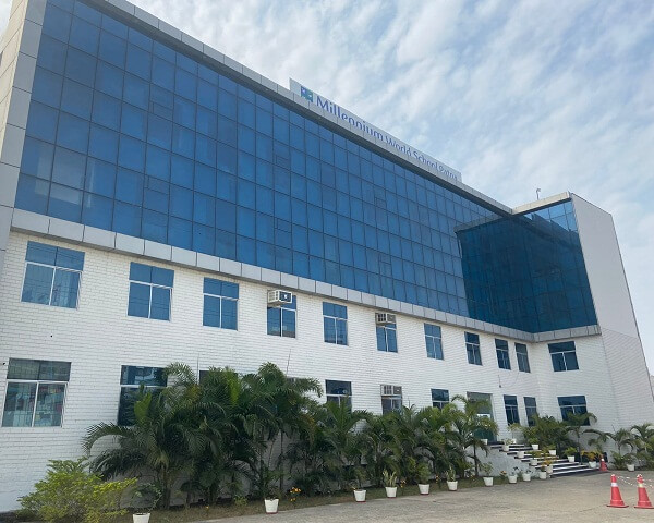 Welcome to Millennium World School Patna